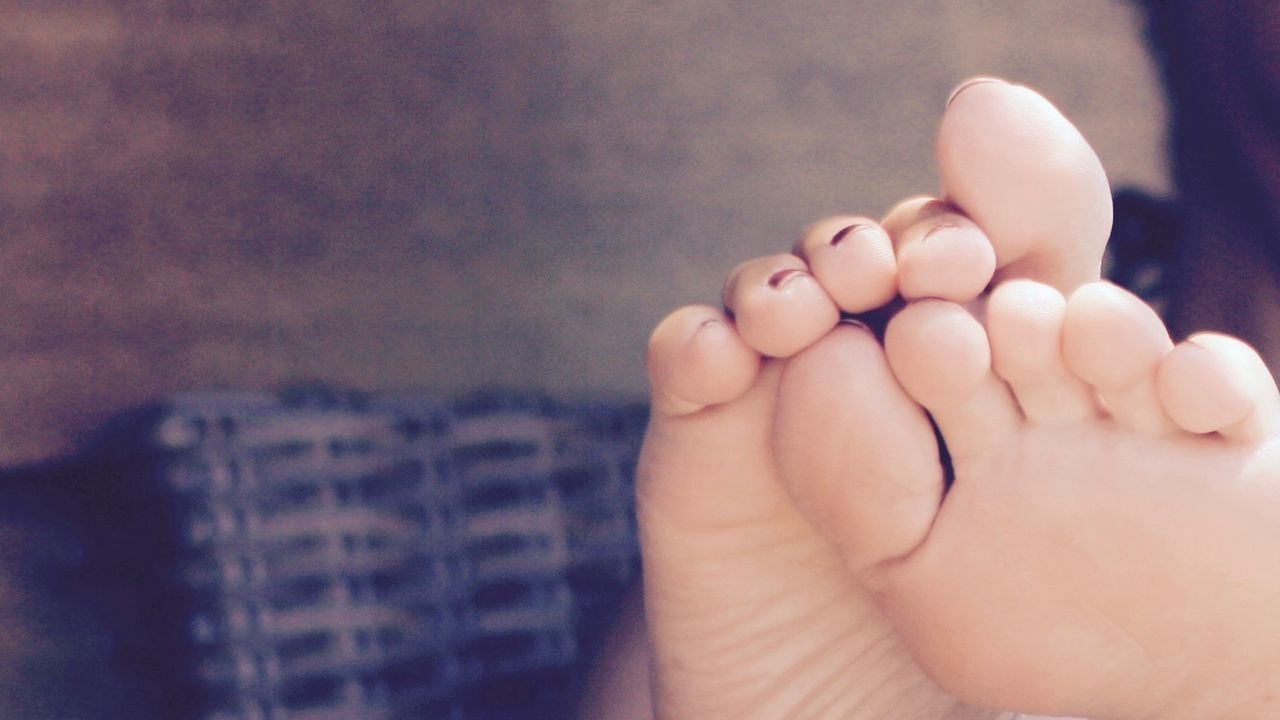 Human Body Part Close-up Lifestyles Beauty Nail Polish Feet Barefoot Body Care Legs Outdoors Sole Of Foot People Woman Life Female Fashion Light Colors Spring Scenics Color Beach Nature Relaxation Summer