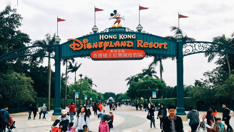 📷: @wndrwmnn Large Group Of People Day Outdoors People Crowd EyeEm Selects The Week On EyeEm EyeEmNewHere Hanging Amusement Park Hongkonger Hongkong Photos HongKong Phone Photography Hongkongphotography Hongkonglife Hongkongtrip DisneyLandHongKong Travel Disney Land Disney World Leisure Activity Travel Destinations