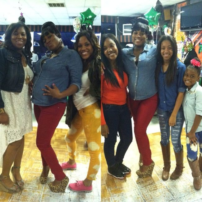 My Sisters, Mommy, & I