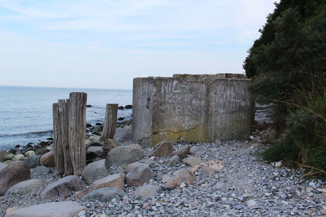 Reprimand Kreidefelsen Holiday Kreidefelsen Meer Norden Nordinsel Rügen Sea Stones Urlaub