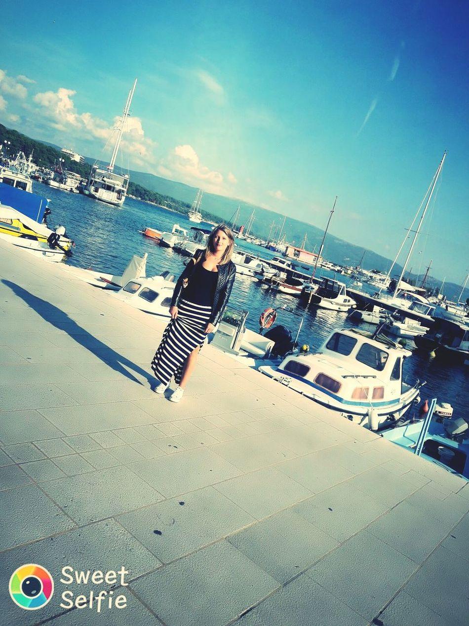 Sea Morning Rituals Enjoying Life Hello World Yeah! GoToWork Hotlook Beautiful Myself And My Life☆ Goodmorning :) Best  😚 Lovehome Krk Island Home 2!