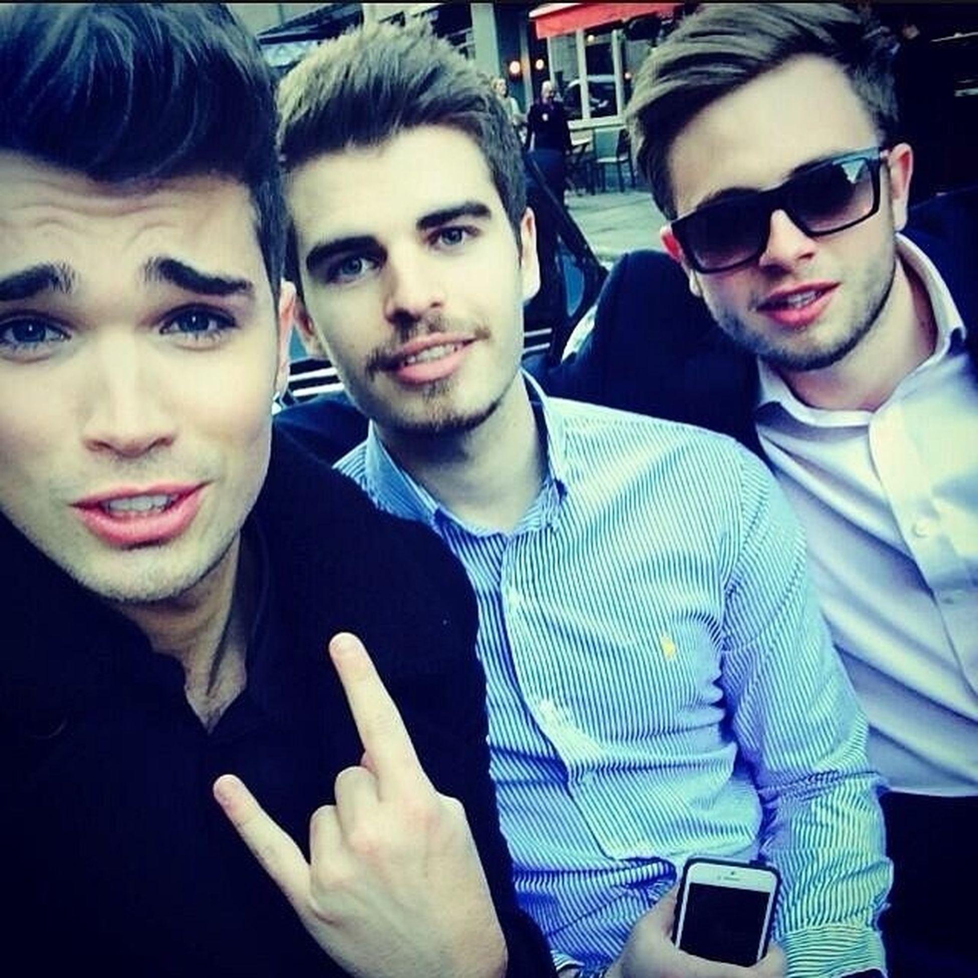 Josh!<3 Unionj Jj  Jaymi Josh George boys handsome sexy like L4L