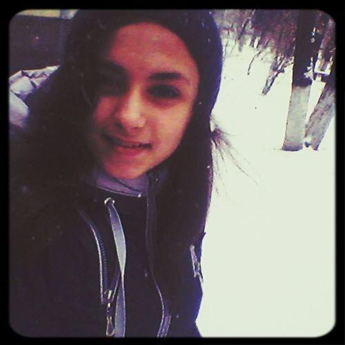 А у нас снег❄⛄ Snow