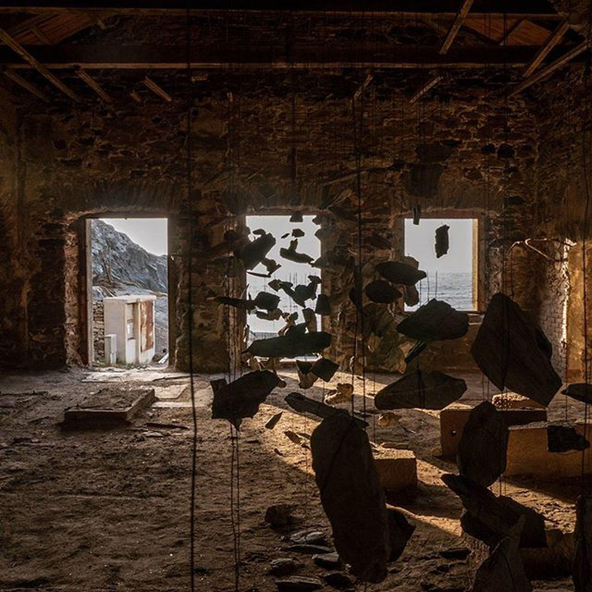 Installation at the Argentiera Sardinia Sardiniaholiday