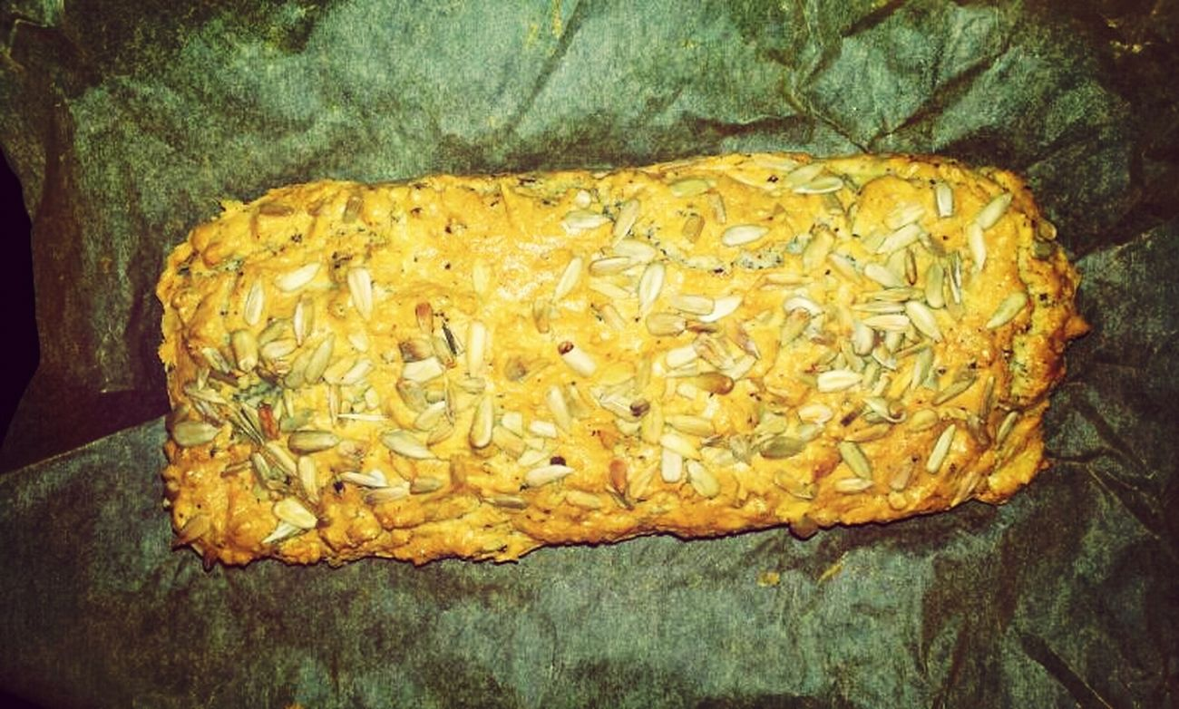 my first paleo bread / almond bread ;) ...I'm a bit proud ....hehe ;)... Baking Fresh Bread Paleo Diet Almond Bread