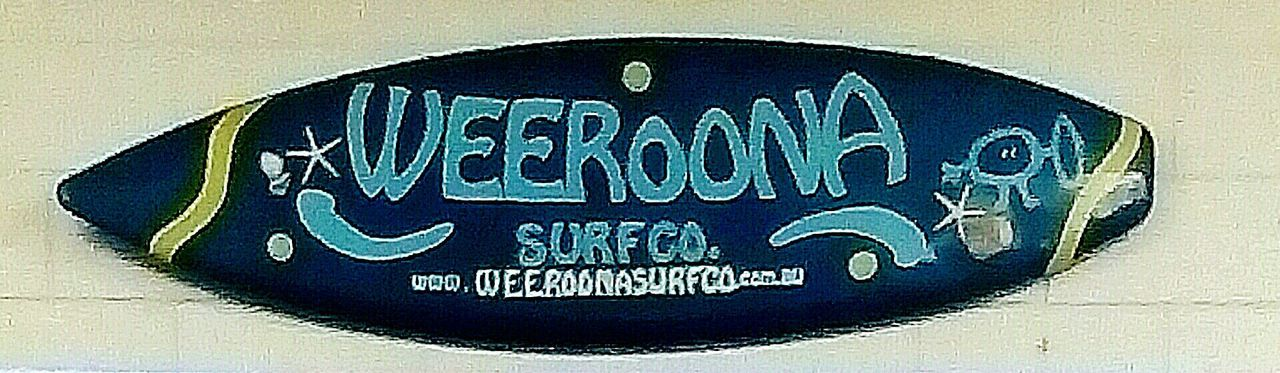 Weeroona WeeroonaSurfCompany Weeroona Surf Company Surf Board Wall Art Photography Surfboardart Surfboard Art Surfboard Surfboards Text Wallart Wall Art ♥ Wall Art Advertising Photography Advertising Signs Sign Advertising Signs Signage Signs_collection Signstalkers Signporn SignSignEverywhereASign Signs & More Signs SIGN.