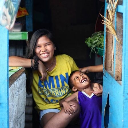 These smile gonna make you smile Cebu Philippines Mactan Kids Children Innocent Play Happy Smile Adventure Travel Trip Backpacking 필리핀 세부 막탄 Local People 아이들 동심 배낭여행 여행 동남아 ASIA Asian