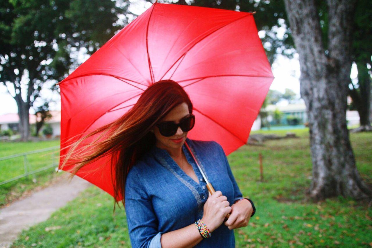 Redumbrella Testing Photoshoot