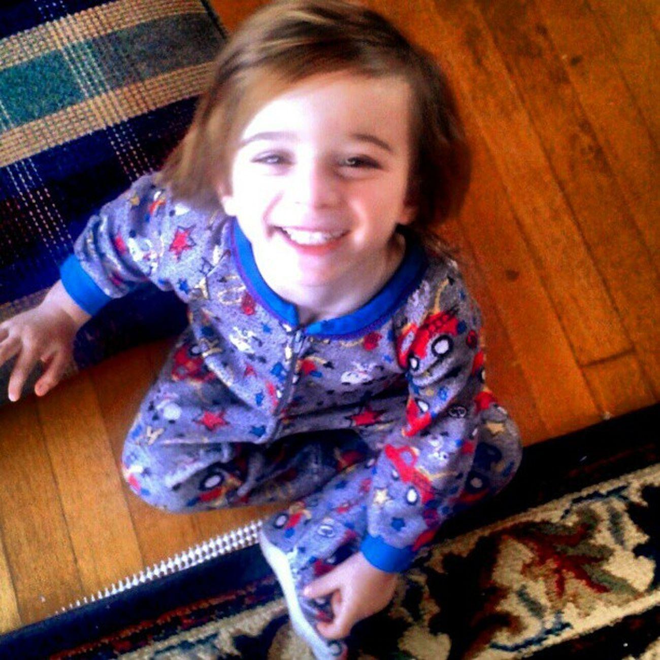 Tonio <3 Baby Cute 2yrs Pjs smile