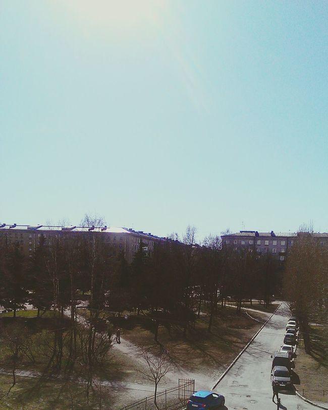 Spb Saint-Petersburg Sunny
