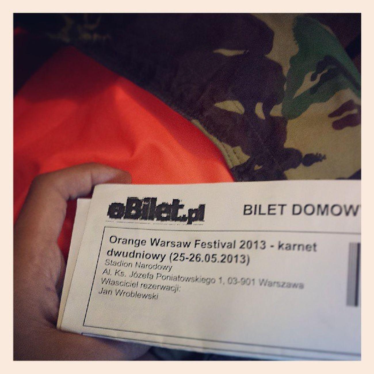 Ohhh yeeah!może tym razem nie padnę przed samym koncertem Beyonce QueenB Orangewarsaw Warsaw musicfestival