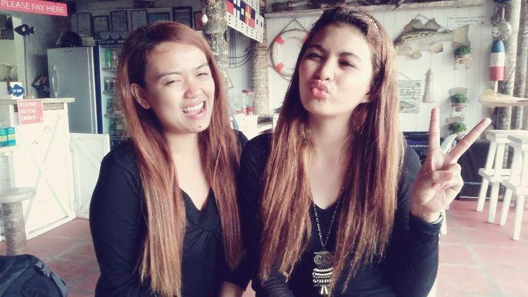 RePicture Friendship Beautiful ♥ Taking Photo Black Faces Of EyeEm Prettygirls