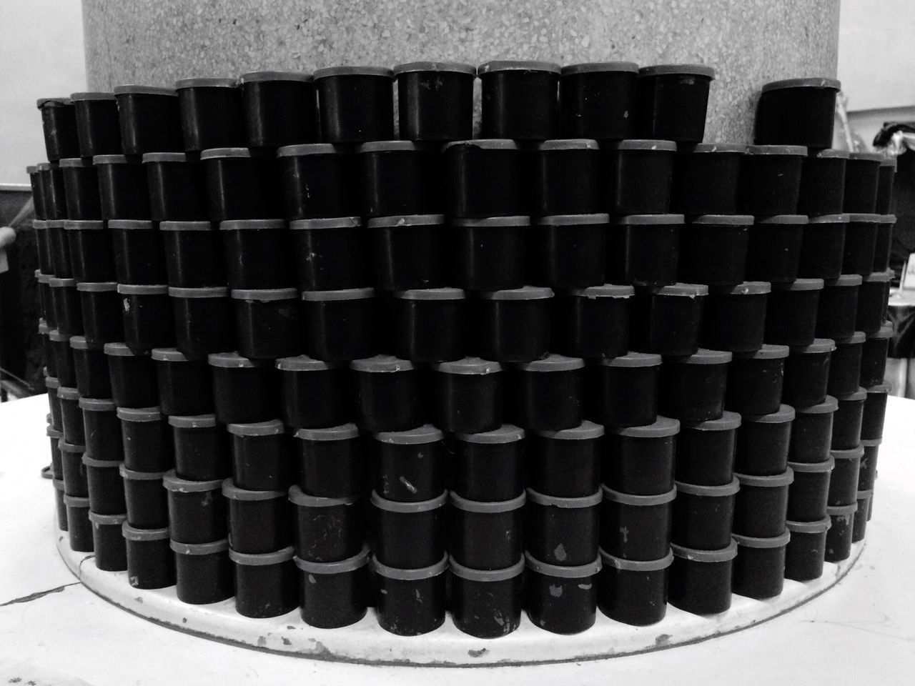 EyeEmNewHere Close-up Box Bottle Stick Column Roll Blackandwhite Black
