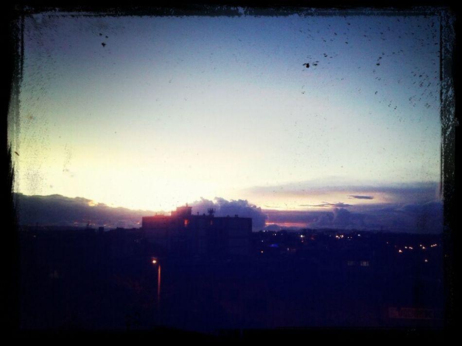 last sunset 2013
