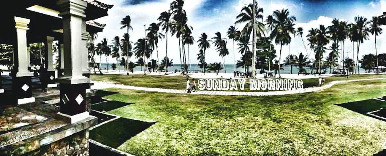 Sunday morning Sunshine Hanging Out Relaxing Journey Beach My Life My Adventure EyeEm Indonesia Exploreindonesia