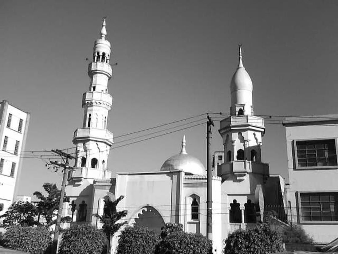 mesquita av do estado Architecture Blackandwhite Brasil ♥ Mesquita Mesquite Religion Sao Paulo - Brazil Saopaulocity
