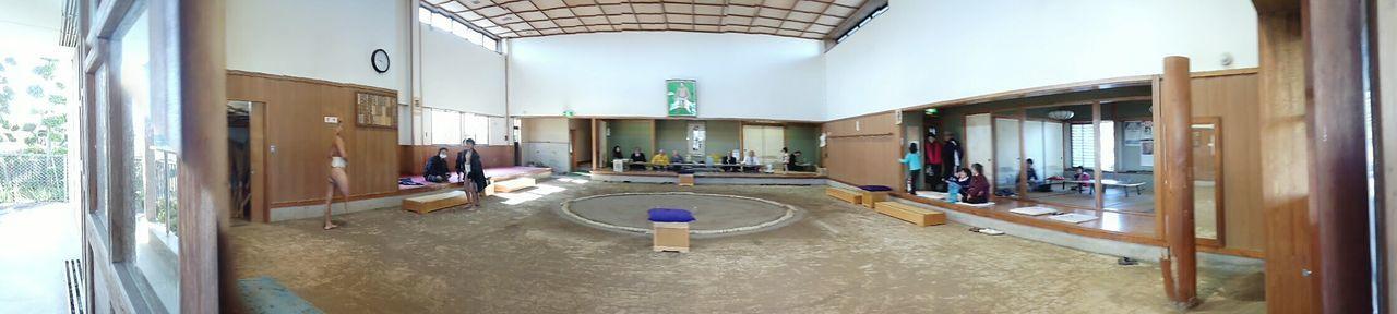 相撲 Sumou Japan Japanese  土俵 Panoramashot Panorama View Panorama Panorama Camera
