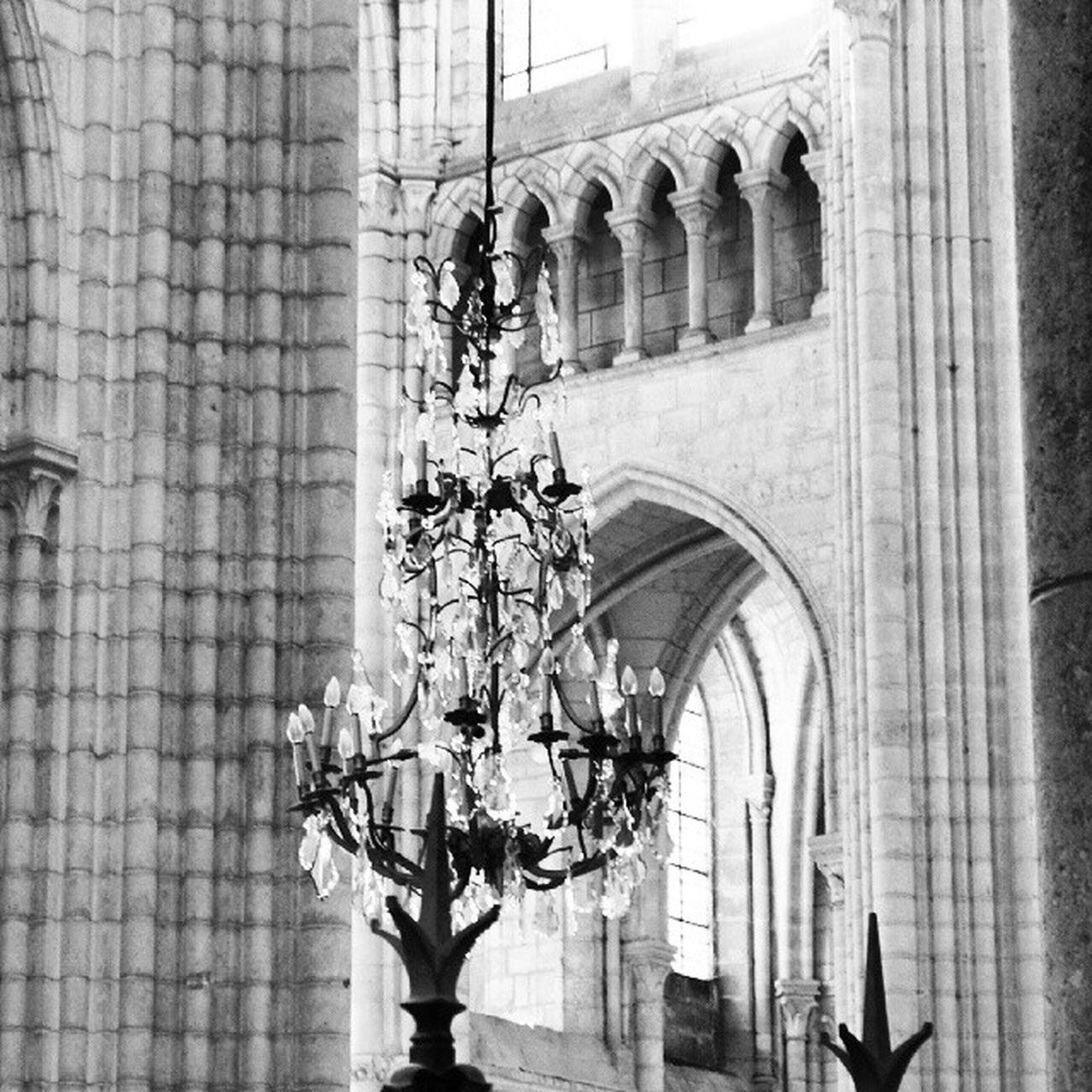 Soissons Stgervais Gothique Gotik Kathedrale Cathedral Frankreich France