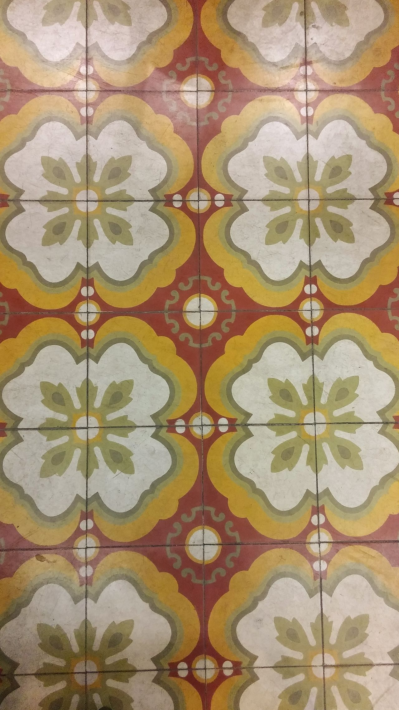 Beautiful stock photos of floor, Day, Directly Above, Flooring, Floral Pattern