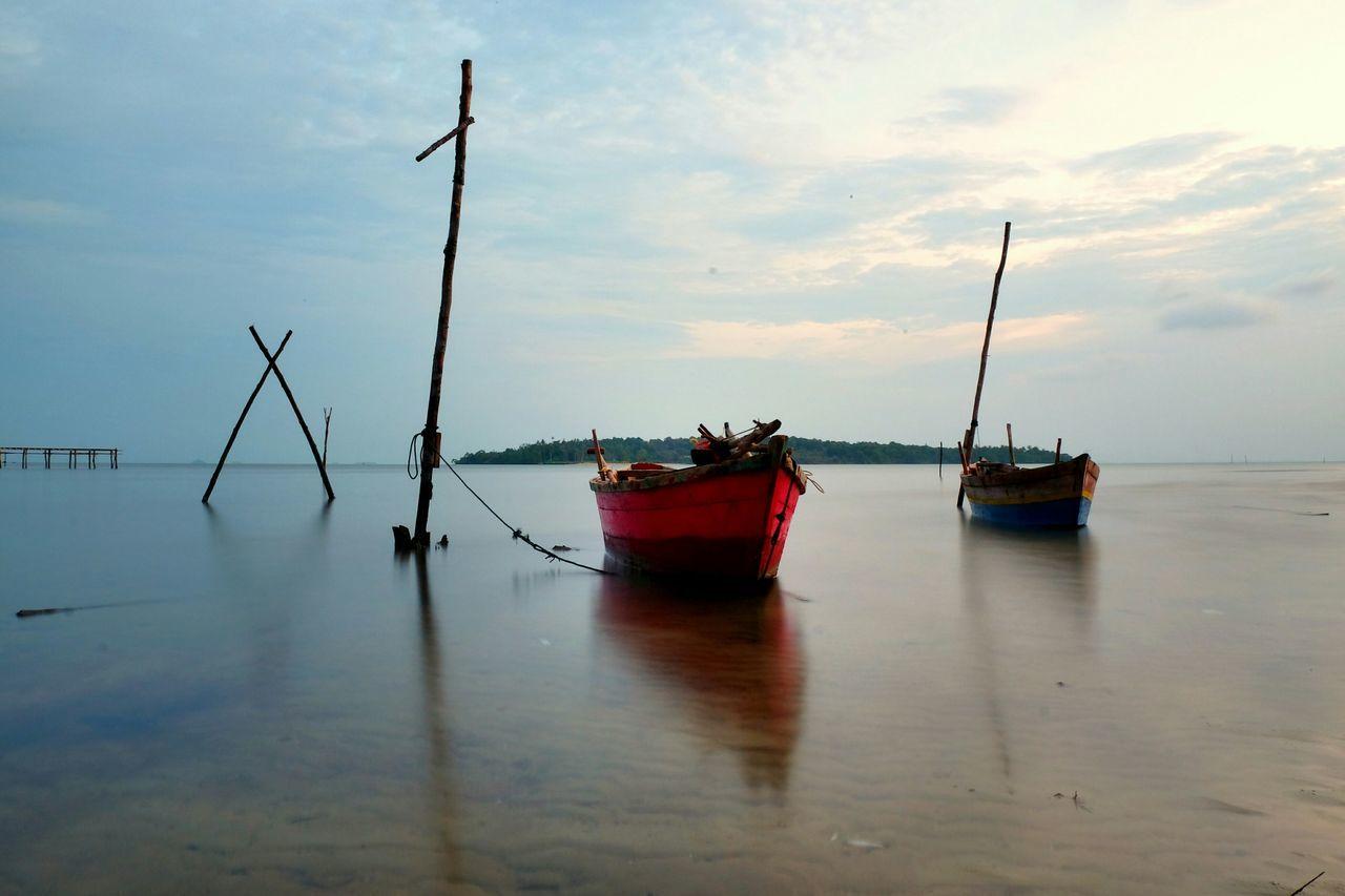 Rest area Boats⛵️ Fisherboat Fisherman Fishermenvillage Beach