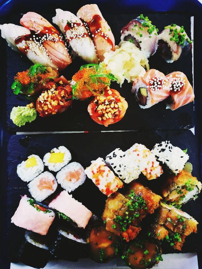 Food Foodphotography Food Porn Sushi Sushilover Sushiaddict ShareTheMeal