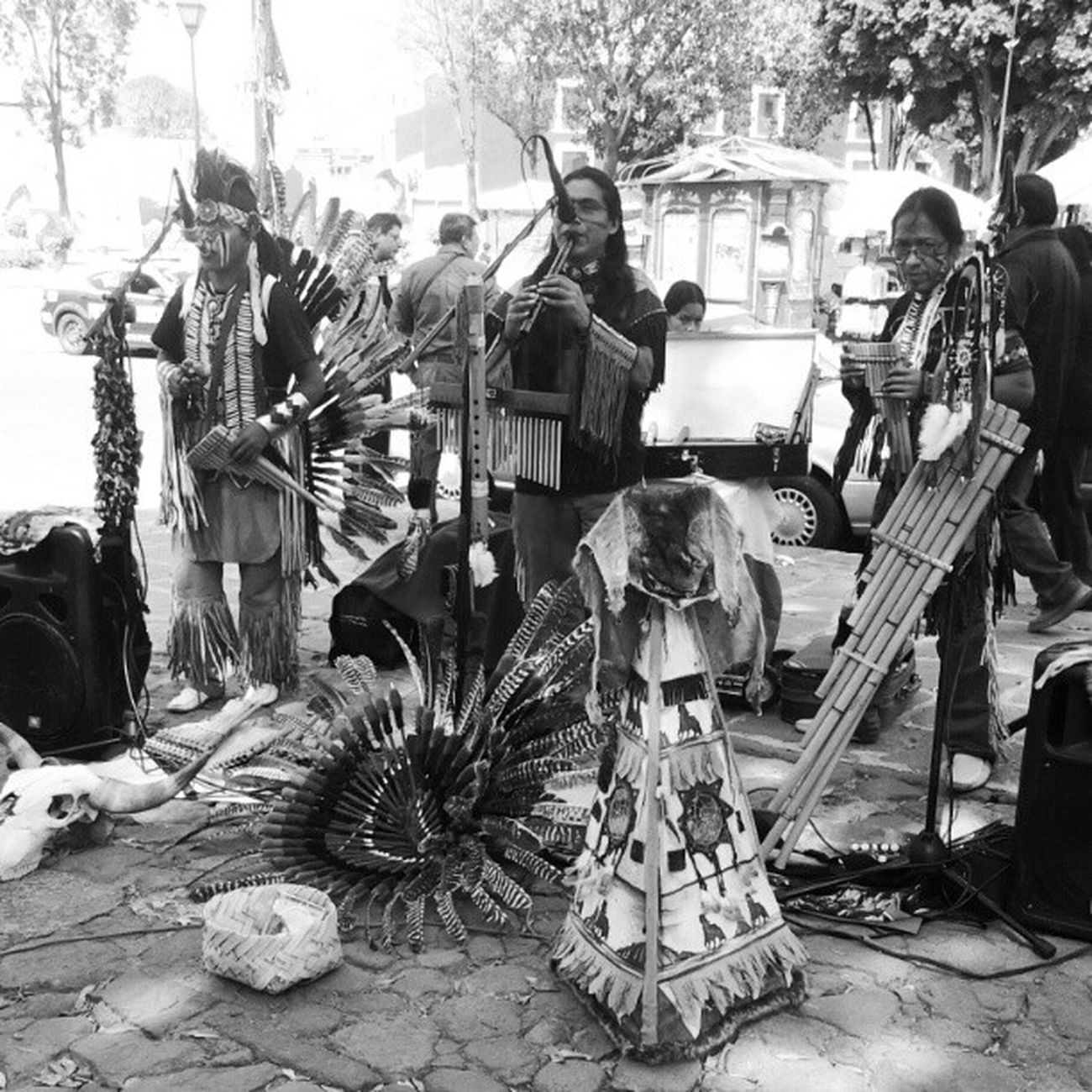 Musica indigena Puebla ParqueDeAnalco Historia Tradición