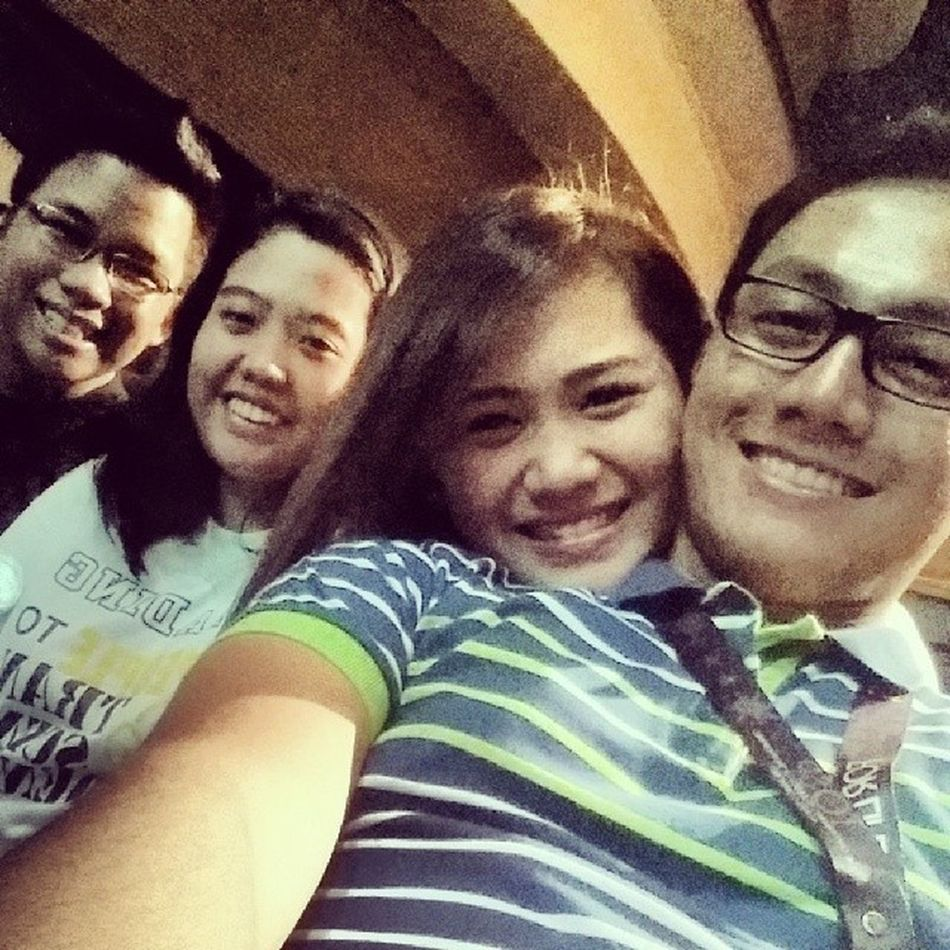 Alumni volunteers for the Induction and Oath Taking Ceremonies. :) IABFSC JPMAP