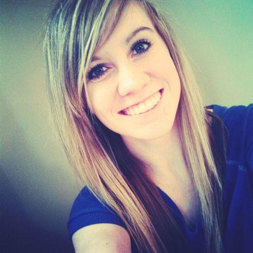 Me Smile Selfie