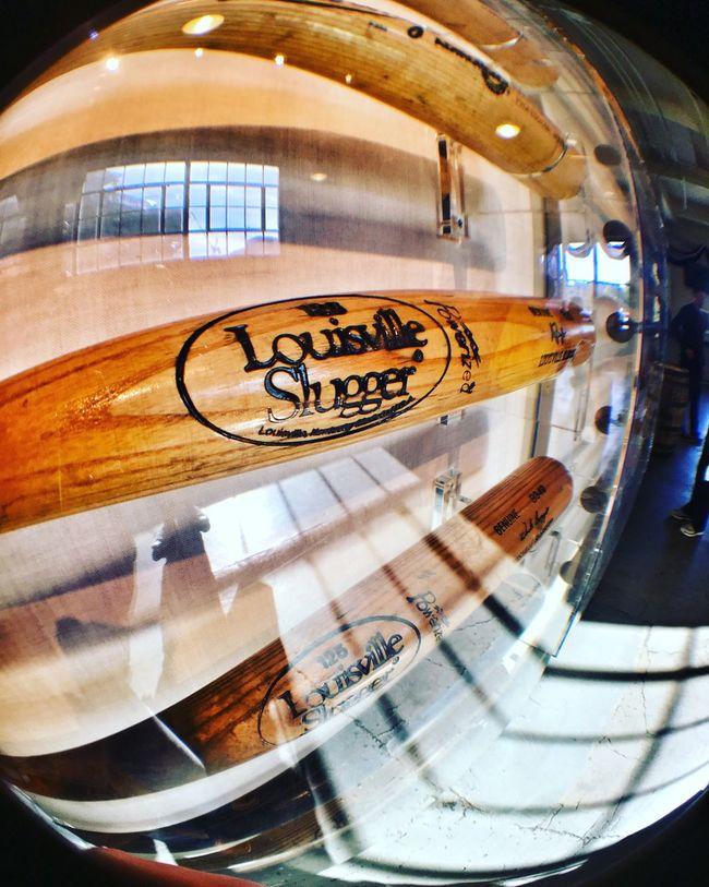 Architecture Baseball Baseball Bat Baseball Game Boston Red Sox Louiville Slugger No People Reflection