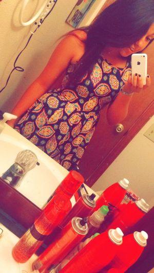 Summer ☀ Dress I Love It ❤ Follow Me Makeup