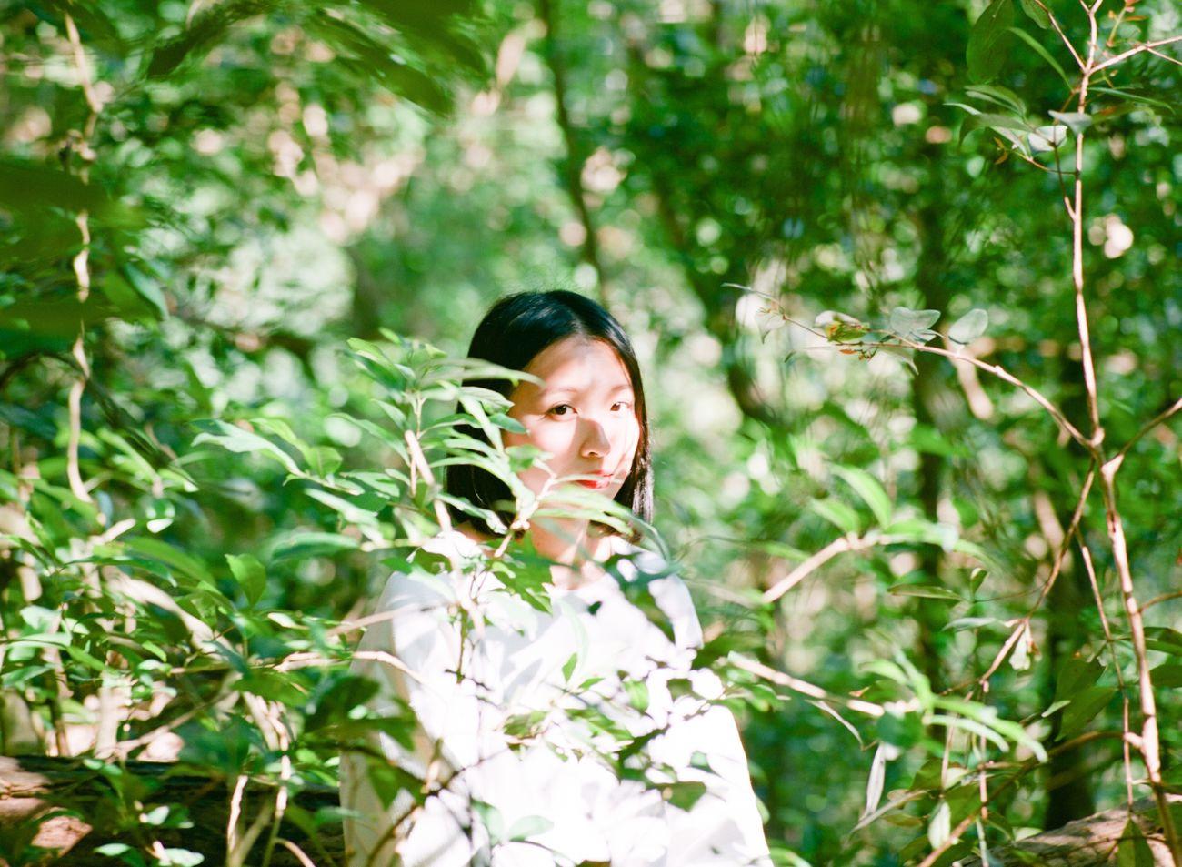 Film Mamiya 645AFD Portraits Fujifilm Pro400 Portrait Of A Friend