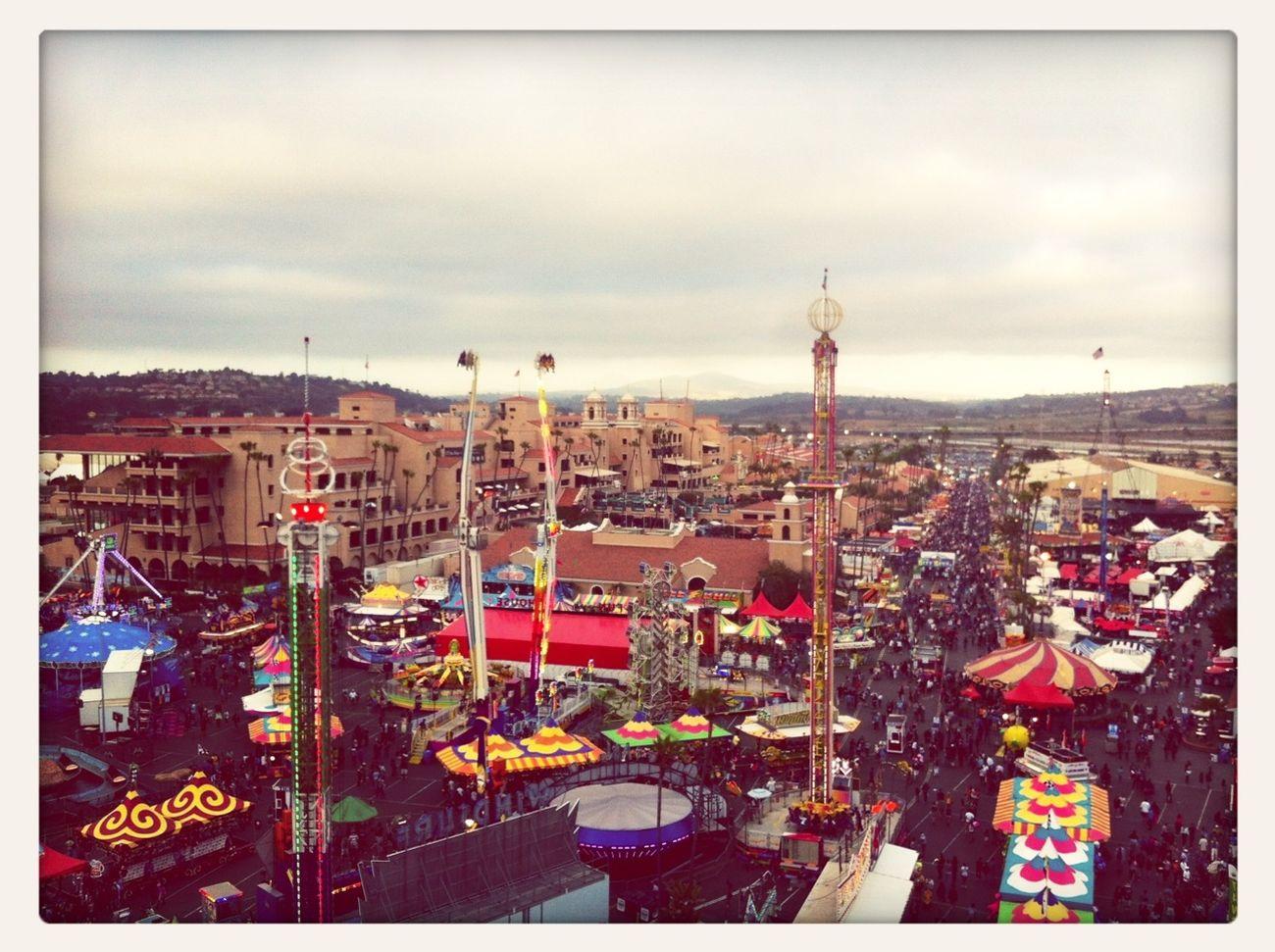 At Fair!