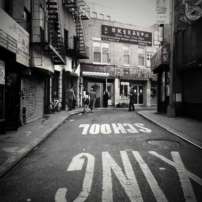 Streetphotography AMPt - Street Chinatown New York Ic_thestreets