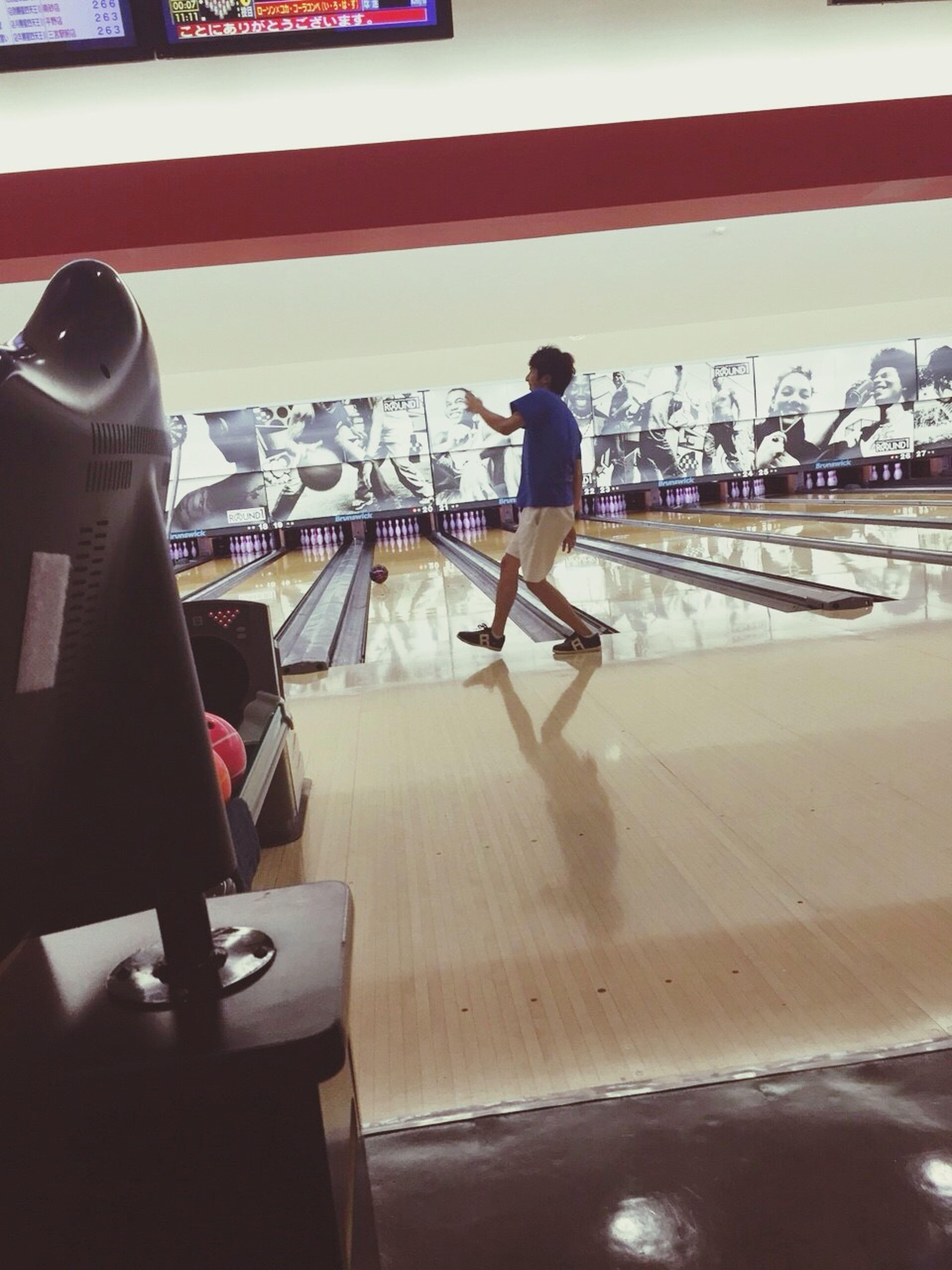 失投 変なフォーム ボウリング Bowling