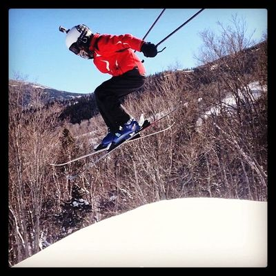 One of the best things about Winter Skiing