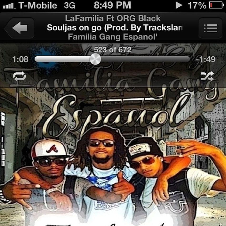 Still bangin this mixtape Lfg Soulja On Go