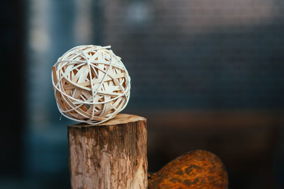 Beautiful stock photos of ball, Ball, Day, Focus On Foreground, Making