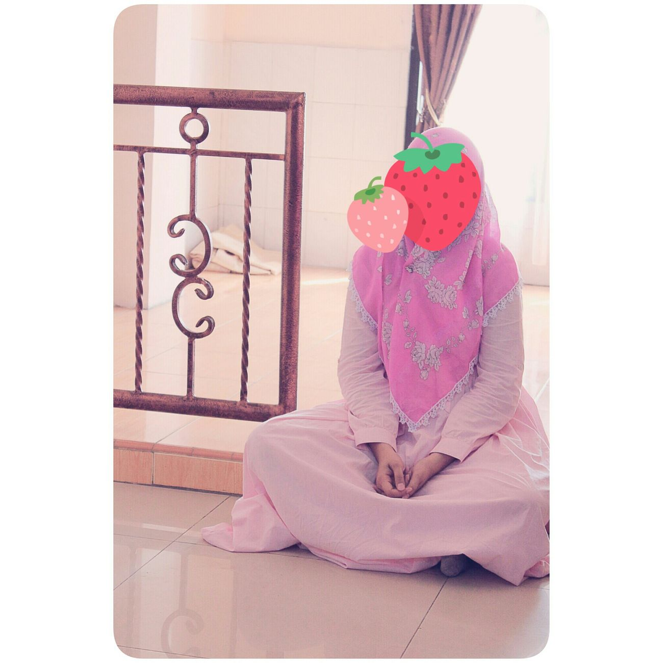 Strawberry Haha Let'shijrah Princessylnd Idulfitri2015 1436h