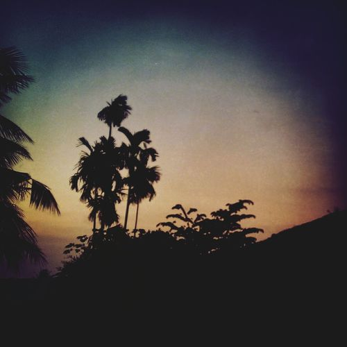 Sunset Looks Like... Countryside Lovely Landscape