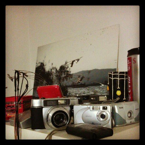 Çalışma masamdan... :)