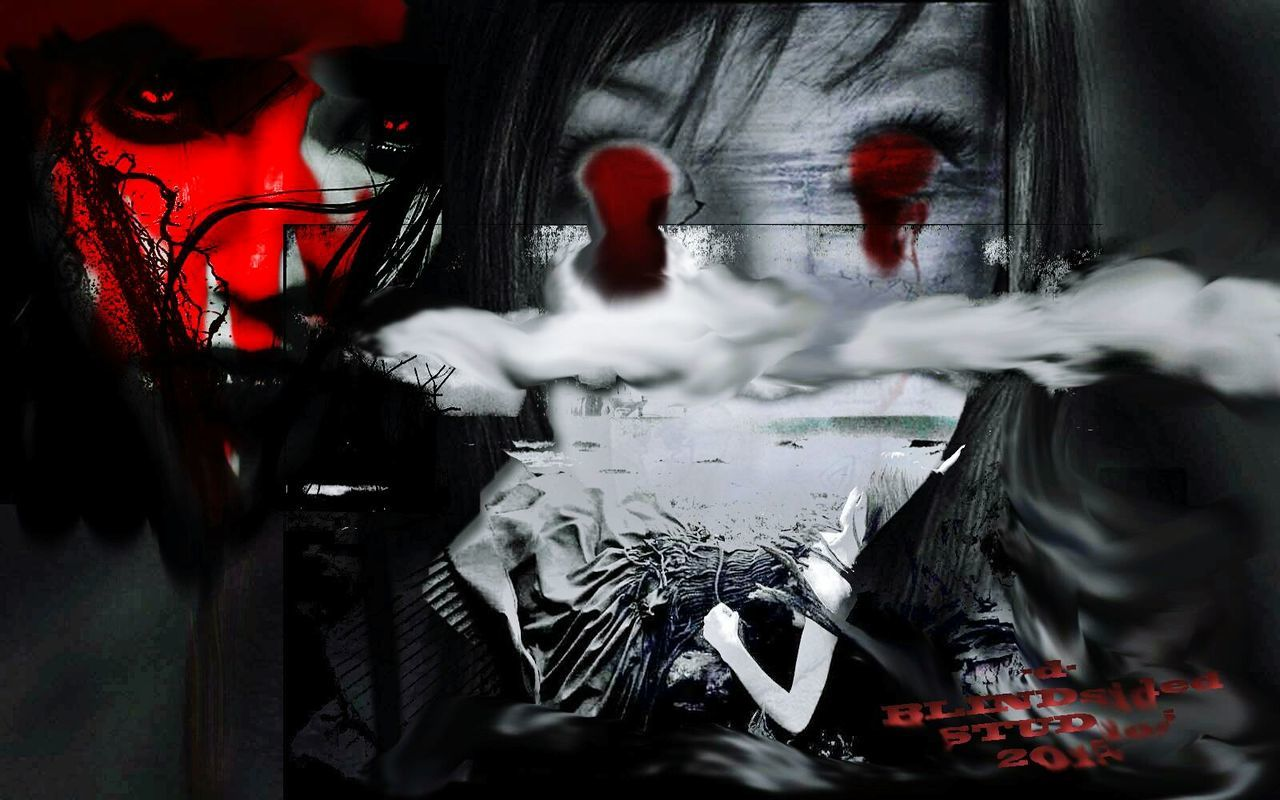 ArtWork Artist BLINDsided STUDio Halloween_Collection