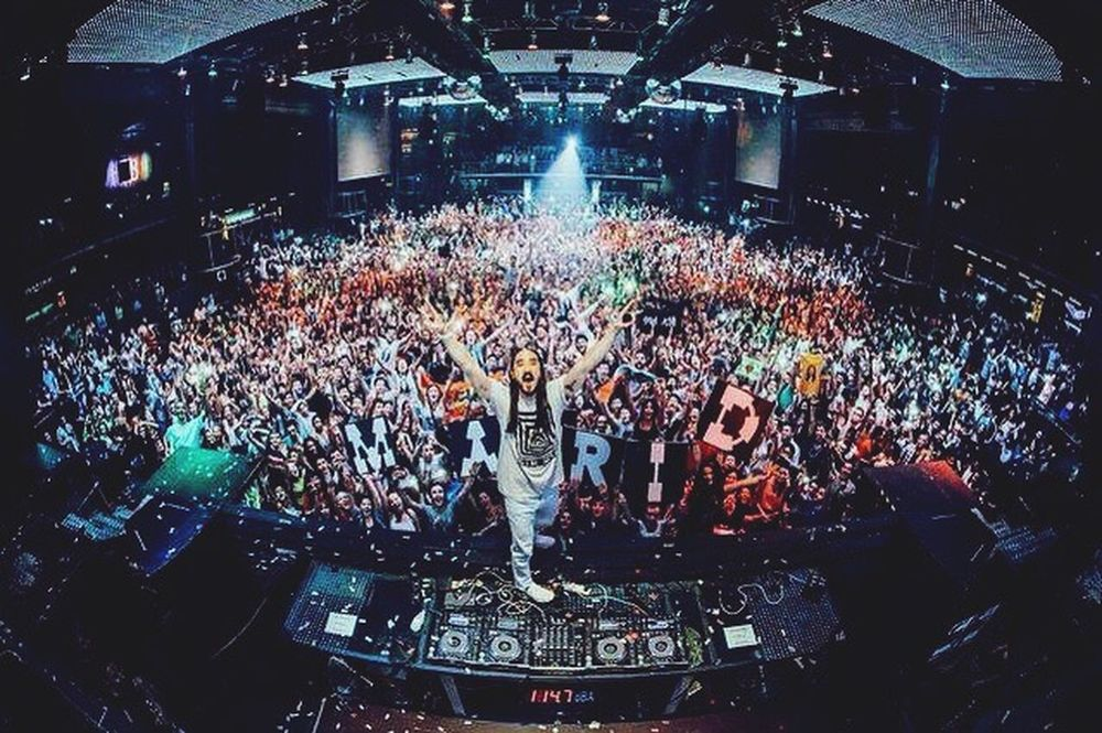 Steveaoki Firstime  Fabrik Madrid