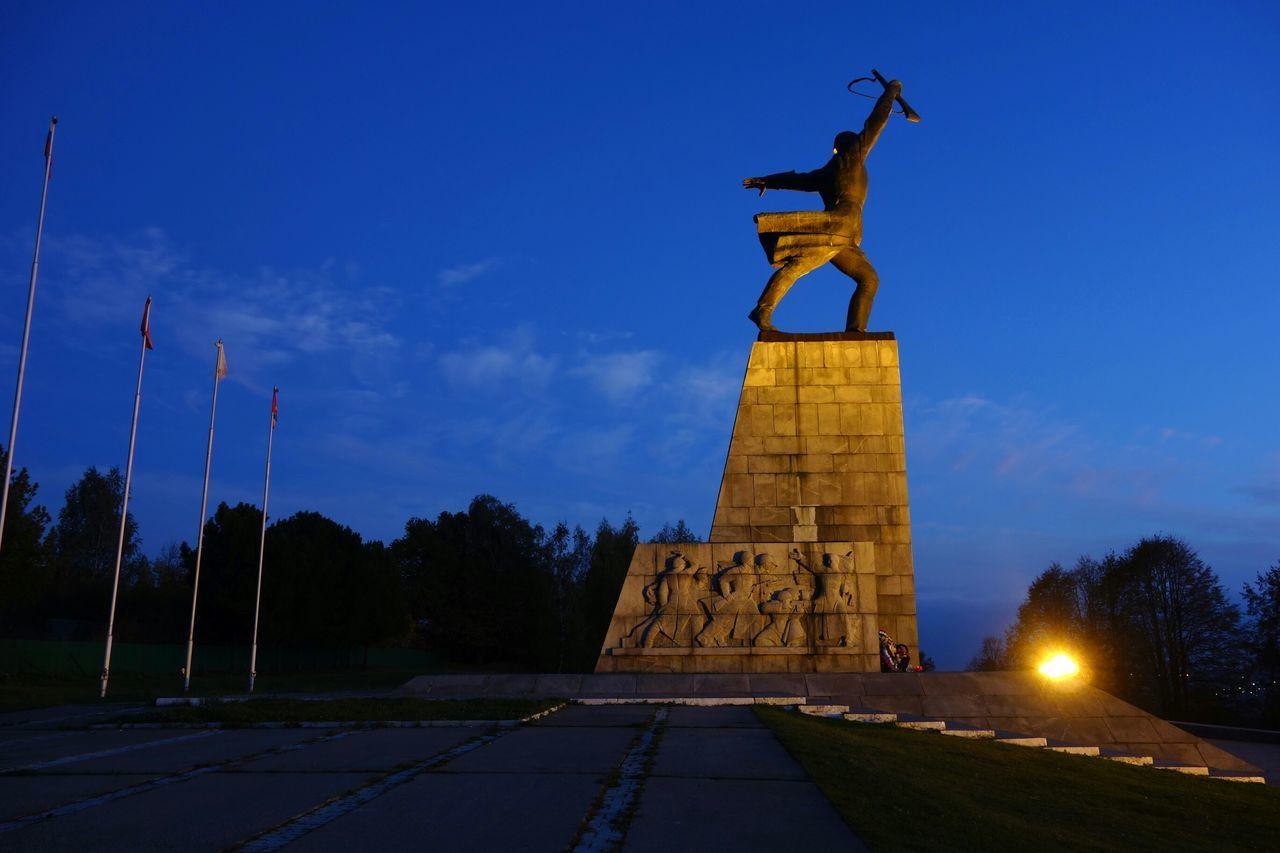 Relax отдых Дмитров Relaxing ночной город Rx100 природа и красота
