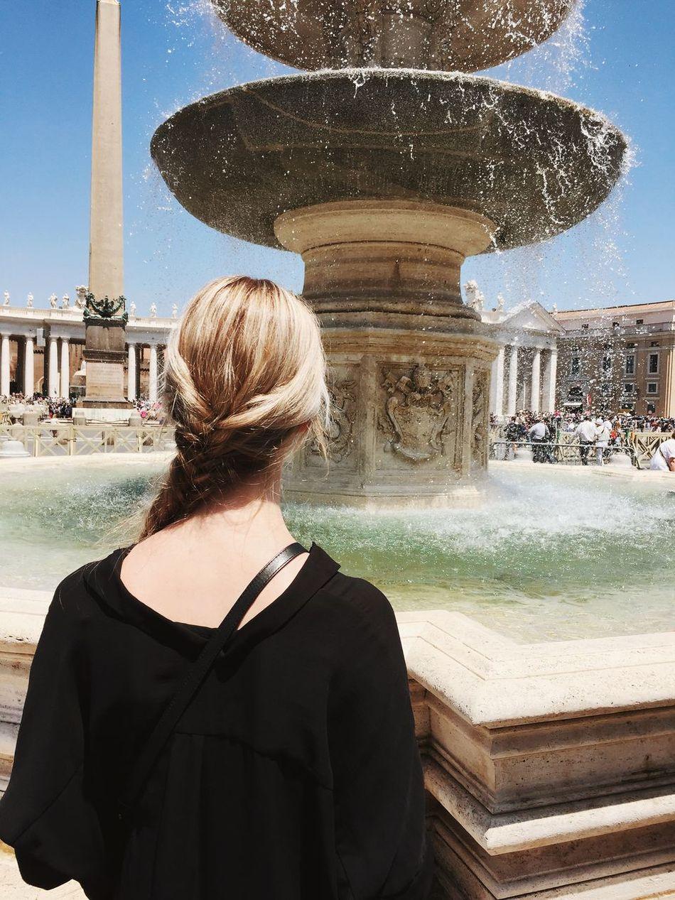 Beautiful stock photos of rome, City, City Life, Day, Fountain