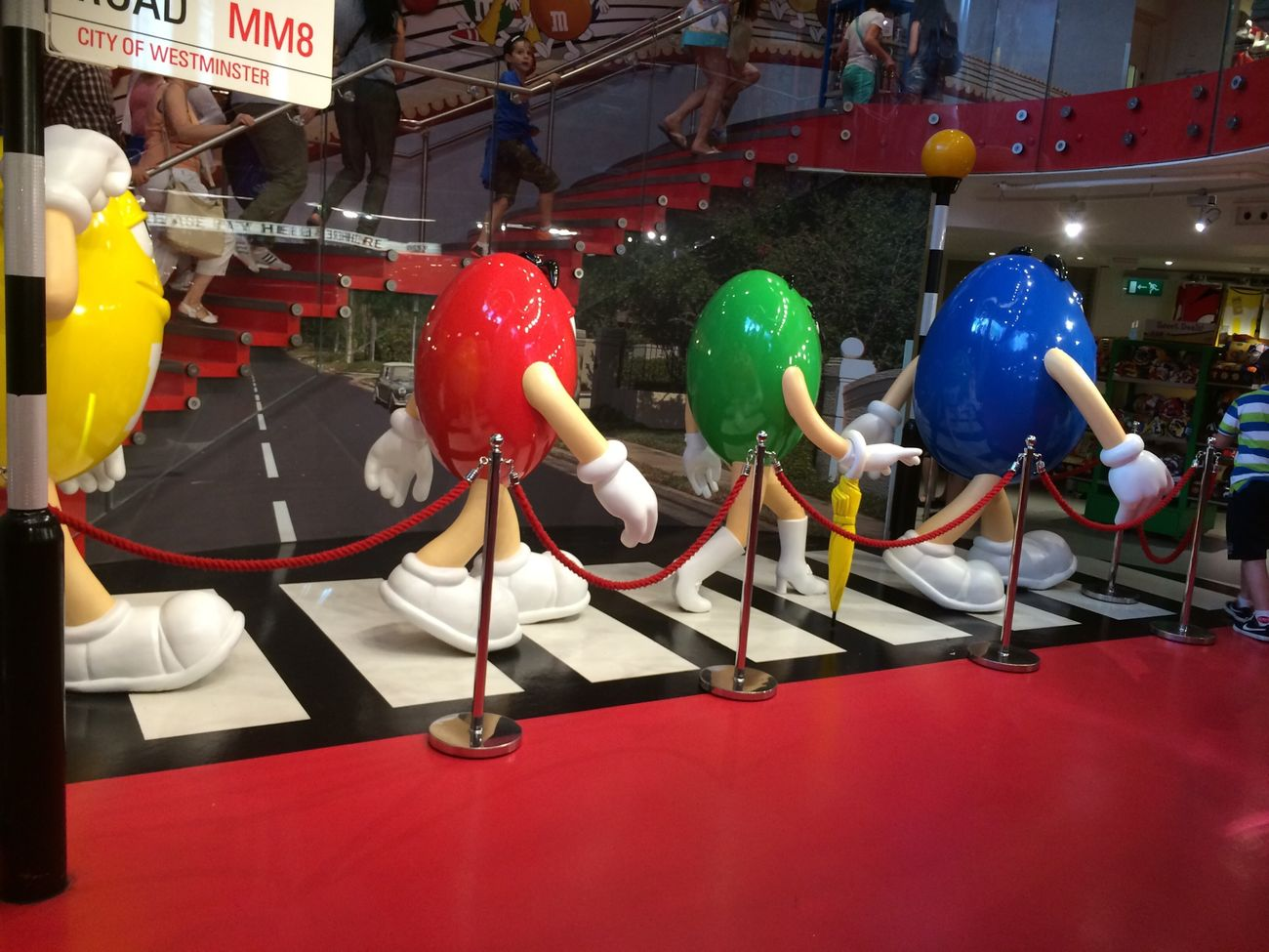 M&M Shop London London