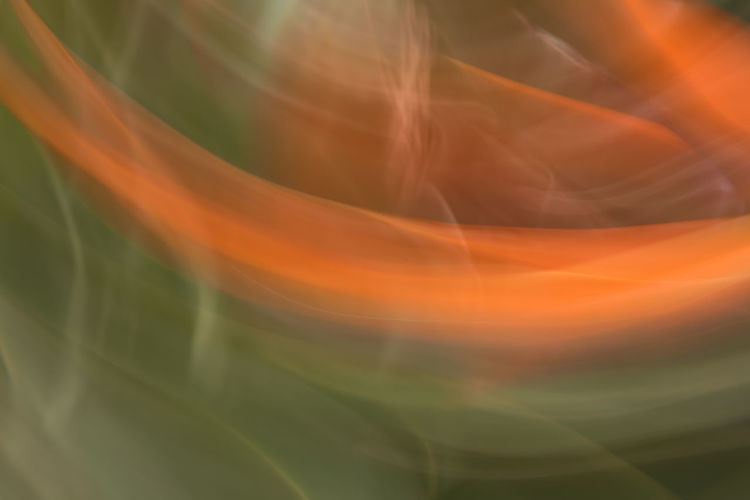 Abstract Abstract Photography Abstractart Backgrounds Blurred Motion Close-up Ethereal Flower Green Movement Photography No People Orange Pattern Red Smoke Textured  Triptych