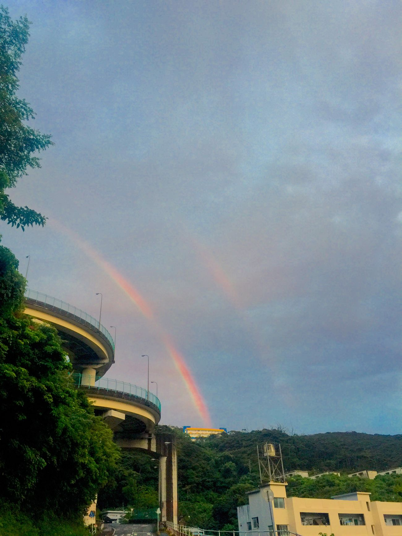 Summer Nature_collection EyeEm Nature Lover Good Times Rainbow After The Rain 雨あがり 虹