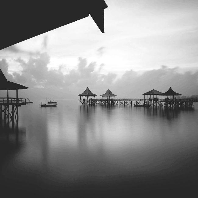 ...good morning Beach Photography Gundlach Filter Kenjeran Beach Surabaya EyeEm Best Shots - Sunsets + Sunrise