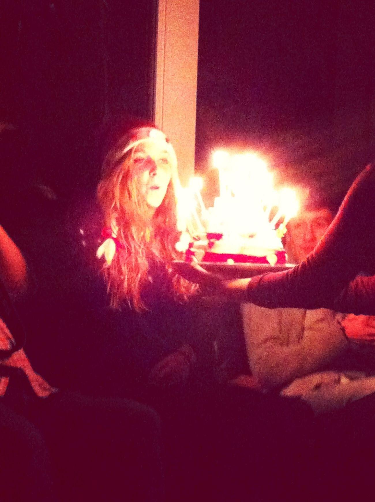 Sweet eighteen