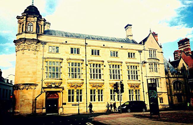 Tadaa Community Oxford University